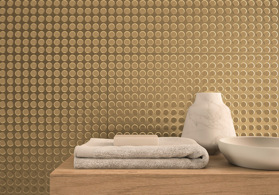 2Dot Gold壁面