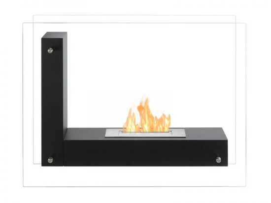 Vitrum-L-Black-Freestanding-Ventless-Ethanol-Fireplace-600x450