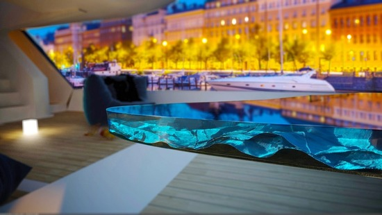 Etoile Blue_lounge table_1