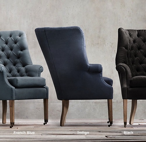 English Wing Chair_4