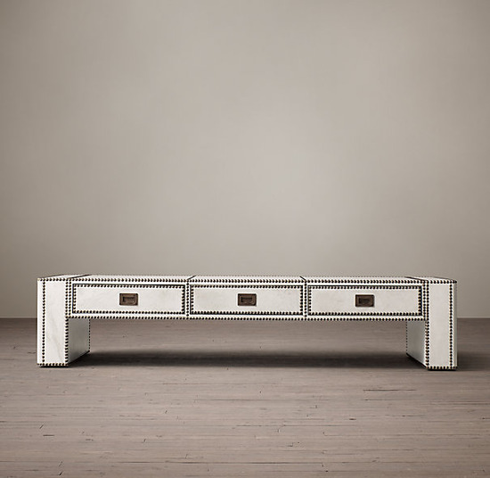 Marseilles Coffee Table_White Parchment_3