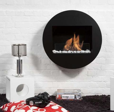 エタノール燃料暖炉Qwara
