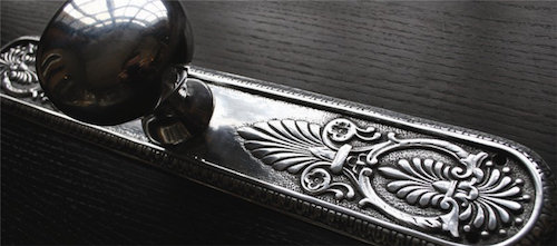 albert pull handle detail