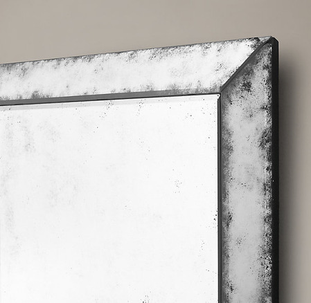 Venetian Antiqued Glass Mirror_2