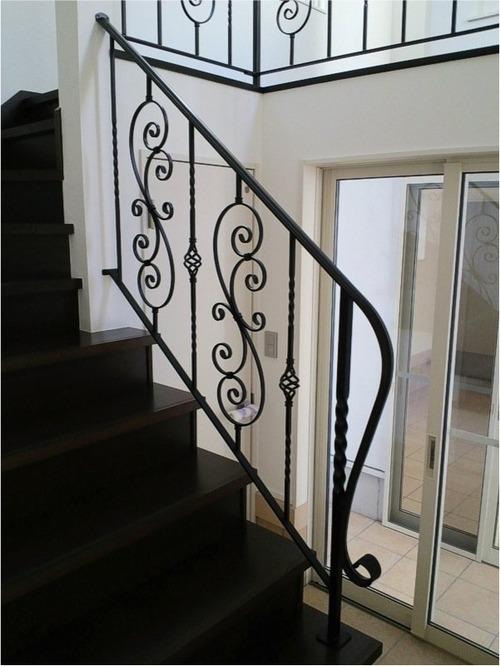 階段手すり5