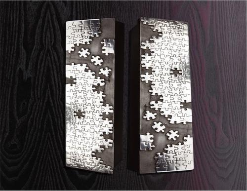 Pad handle - Jigsaw