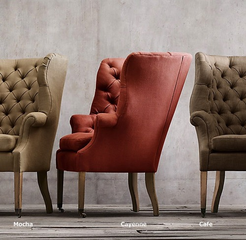English Wing Chair_2