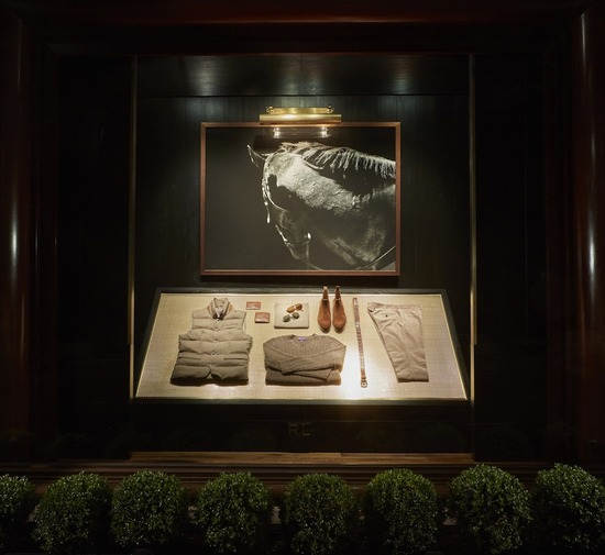 S-16 Bronze_ralph lauren flagship london_2