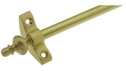 stain brass