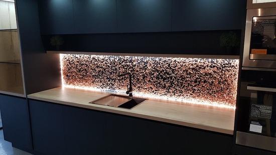 Fiocchi Copper_MKN Kitchens Showroom_3