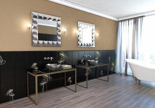 Franco Pecchioli Ceramica - Anteprima Salone del Mobile