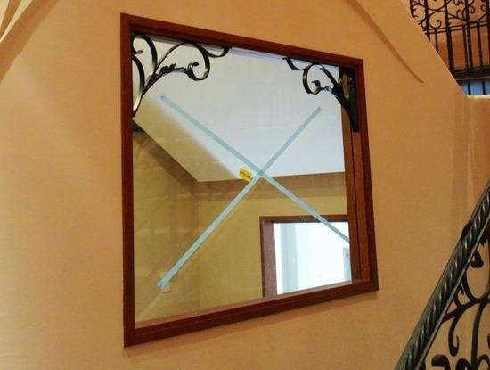 窓コーナー装飾
