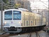 247F-一橋学園入線(11.1.5-6861レ)