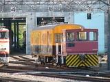 2007.10.6-横瀬イベ-公開終了後の入替(クモハ335)
