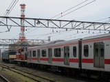 2013.4.17-東急5176F甲種-八王子出発前に見られた光景