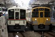 2020.3.11-西武新宿駅ホームドア,4000系入線確認2000系と絡めて