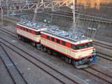 2008.2.24-西武38102F甲種-入替中のE34+E31