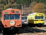 2009.11.23-秩鉄ありがとうフェスタ-国電色にはHMを取付
