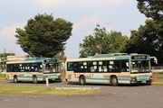 2018.8.1-水上公園輸送,A6-160号車とA8-331号車