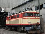 2007.9.1-南入曽基地電車夏まつり-E34(パンタ一基あげ)