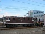 2011.1.26-31*01F転属回送-秩鉄→東武への入替を終え切離準備に入る