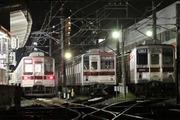 2014.4.27-T-DATC夜間試運転-試運転2本目