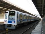 西武6103F試運転1219-武蔵藤沢2