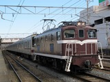 2011.1.26-31*01F転属回送-秩鉄寄居に入線するデキ505+30000系