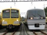 2007.9.1-南入曽基地電車夏まつり-101系とNRA