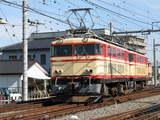 2008.2.24-西武38102F甲種-E31送込回送(飯能進入