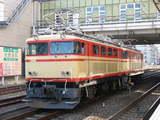 2008.2.24-西武38102F甲種-E31送込回送(飯能停車中)