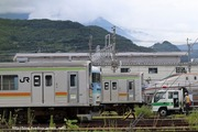 2018.8.7-長野総合車セ,配給後の205系-解体線
