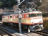 2008.12.15-E31+E34戻し回送-吾野側線停車中(E31側)