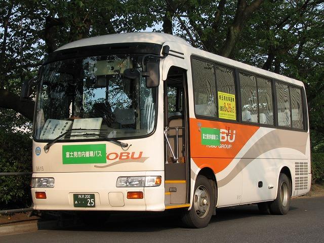 富士見市内循環バス