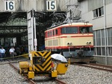 2007.9.1-南入曽基地電車夏まつり-E34とアントカー