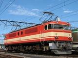 2007.10.6-横瀬イベ-保存車E854(側面)