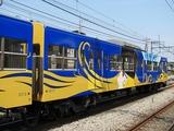 2009.5.1-デザイン電車となった3011F-クハ3012