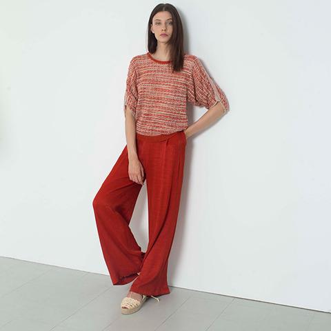 182801-sweater-with-jacquard-183803-palazzo-pants
