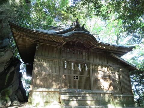 式内社・佐志能神社(さしのじんじゃ・染谷)画像