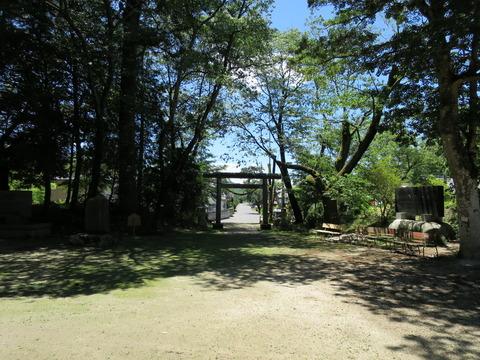 式内社・櫻川磯部稲村神社(さくらがわいそべいなむらじんじゃ)画像