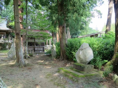 式内社・近津神社(ちかつじんじゃ)画像