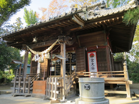 飯玉神社(いいだまじんじゃ)画像