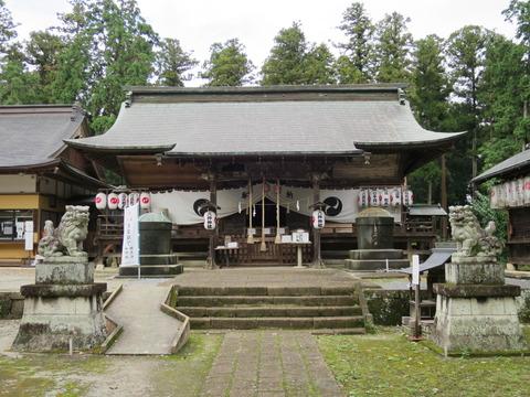 下野国総社・大神神社(おおみわじんじゃ)画像