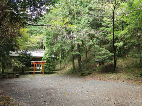 下野国三宮・村檜神社(むらひじんじゃ)画像