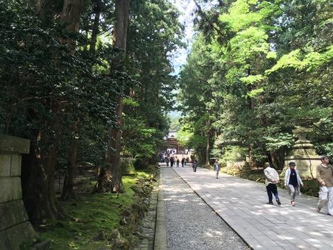 【越後国一宮】彌彦神社(やひこじんじゃ)画像