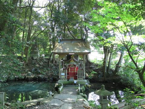 式内社・泉神社(いずみじんじゃ)画像