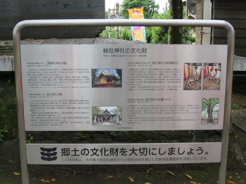 上野国総社・総社神社(そうじゃじんじゃ)画像
