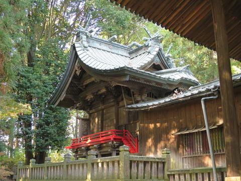 上野国五宮・大國神社(おおくにじんじゃ)画像