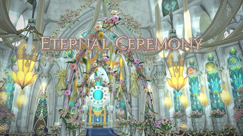 ETERNAL CEREMONY