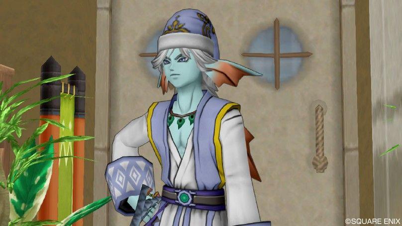 王宮魔術師帽を使ってみましたが…